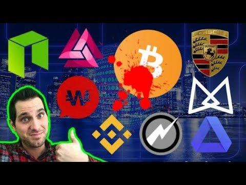 Crypto News: NEO APAC Tour | The Bitcoin KILLER? 🔪 | Porshe | TNC TRAC ACT NAV ACAT BNB WWB POLY