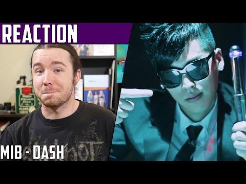 M.I.B(엠아이비) - Dash(들이대) Throwback MV Reaction
