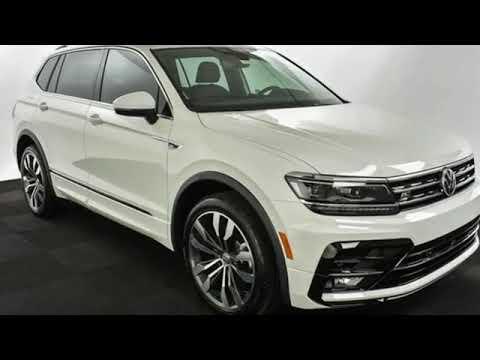 New 2019 Volkswagen Tiguan Atlanta, GA #VN19201 - SOLD
