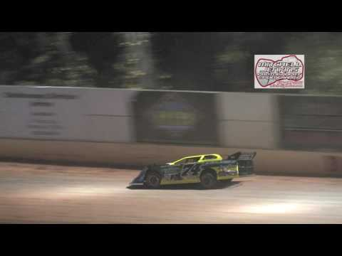Boyd's Speedway 10/29/16 Crate Latemodel 4 Lap Dash!