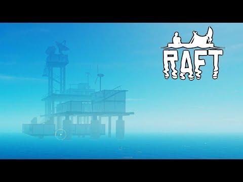 RAFT #2 - LA TORRE DE RADIO   Gameplay Español