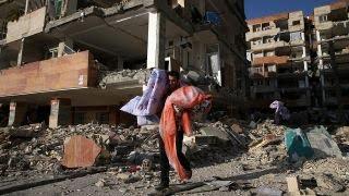 Israel offers aid to Iran following massive earthquake