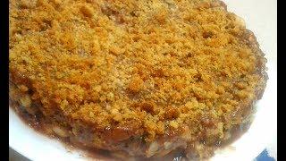 Нежнейший Торт- Пирог без выпечки. Вкусно,просто и быстро!