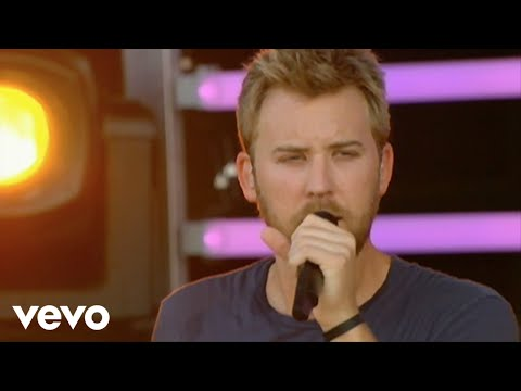 Lady Antebellum - All We'd Ever Need (Live)