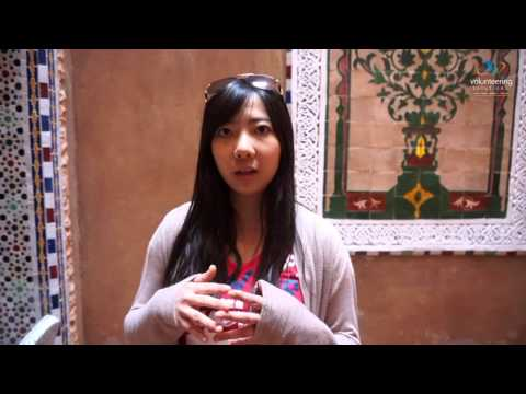 Mengdi Zhu Reviews Childcare Volunteer Program in Morocco