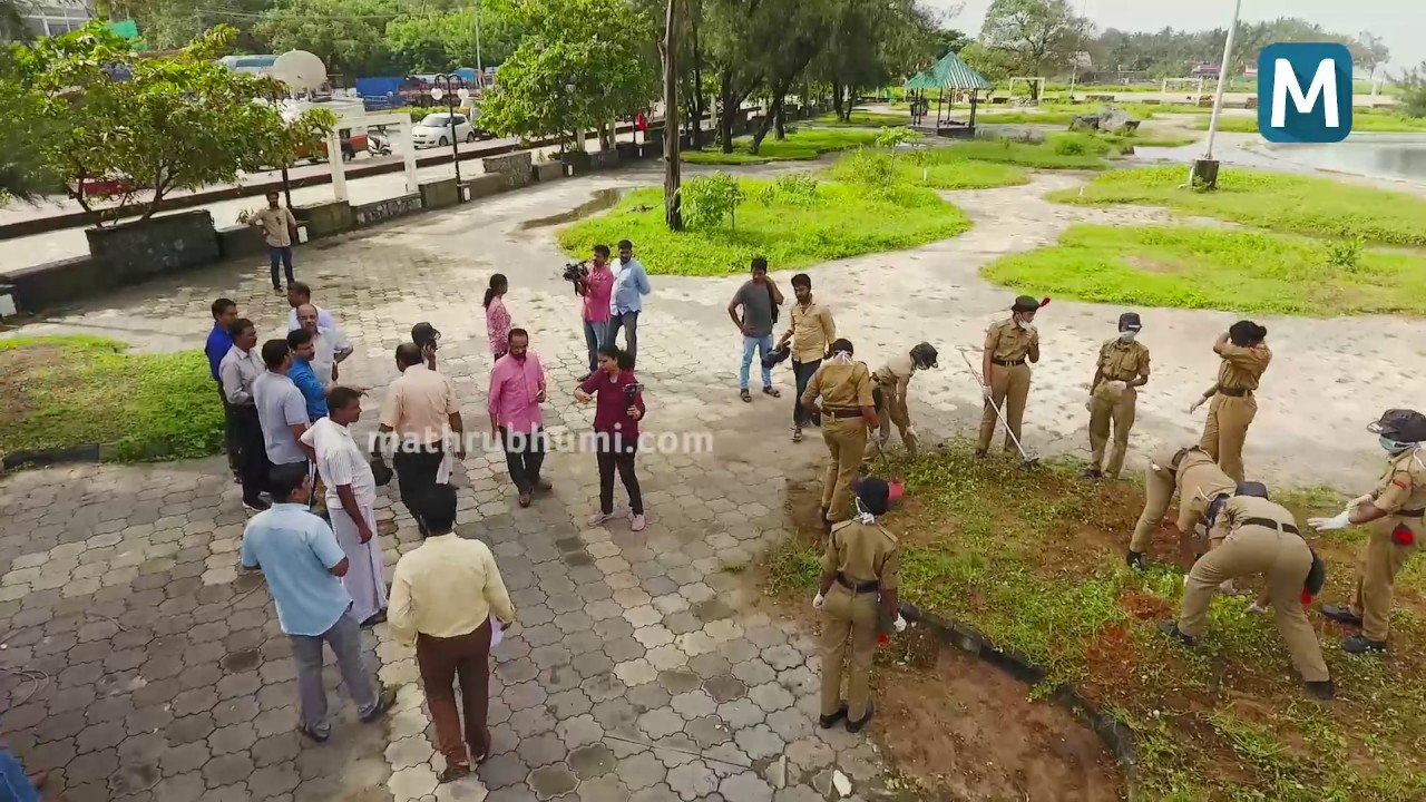 Mathrubhumi Clean Calicut Mission
