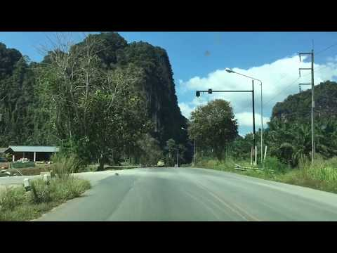 Travel Guide & Review : Ranger#04 Phuket ถนนสวยสาย กระบี่ - อ่าวลึก ไปภูเก็ต