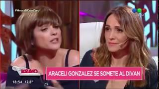 Araceli González Le Paró El Carro A Griselda Siciliani No Me Conoce, Yo Sí La Conozco