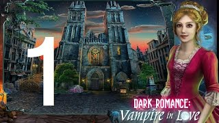 Dark Romance: Vampire In Love Ep 1 SHE DOESN'T KNOW! | RandomNicole