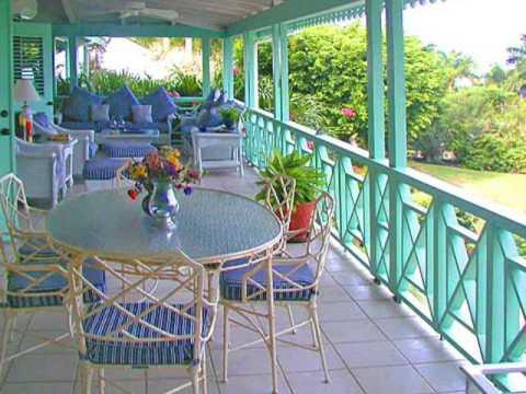 Nevis Sea View Villa