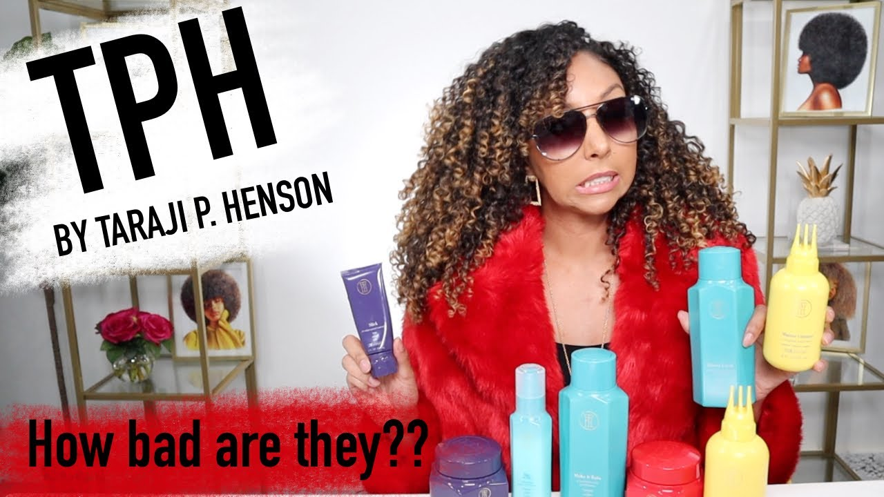 Tph By Taraji P Henson Honest Product Review Demo How Bad Are They Biancareneetoday Youtube