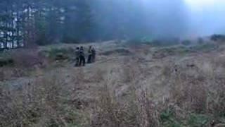 Ranger jump (50 feet!)