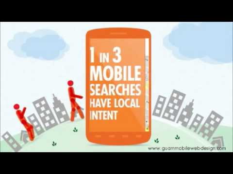 Why Your Business In Guam Should Have a Mobile Website