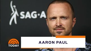 Aaron Paul Talks About New 'Breaking Bad' Movie, 'Westworld' | TODAY