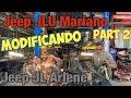 Willy El Jl De Arlene Y Mariano El Jeep Jl Mas Extremo De Puerto Rico Part 2 By Waldys Off Road