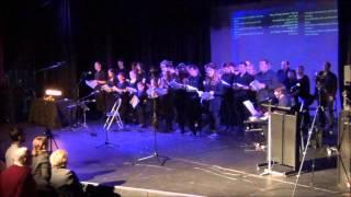 Zog Nisht Keyn Mol - Partizaner Hymn (Warsaw Ghetto Uprising Commemoration 2014)