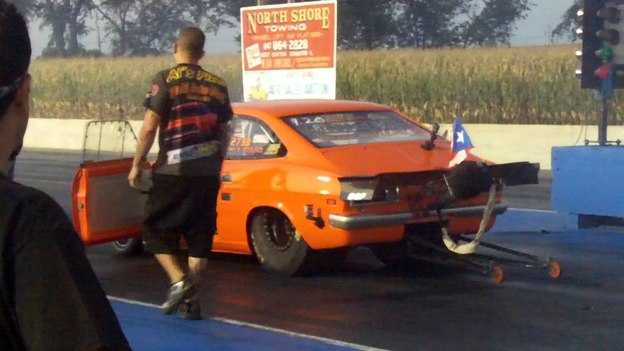 Rico Drag Strip >> Datsun Drag Racing at Great Lakes Dragaway 2011 Import Wars - YouTube