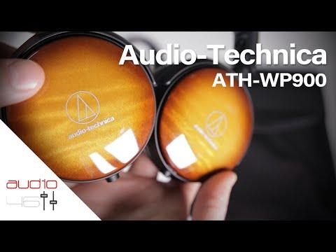Audio-Technica. ATH WP900 Over-Ears De Gama Alta Y Alto Rendimiento.