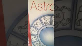 Astrologio. Videajxo 3. Kalkulo de la Numero de Identigxo Astra.