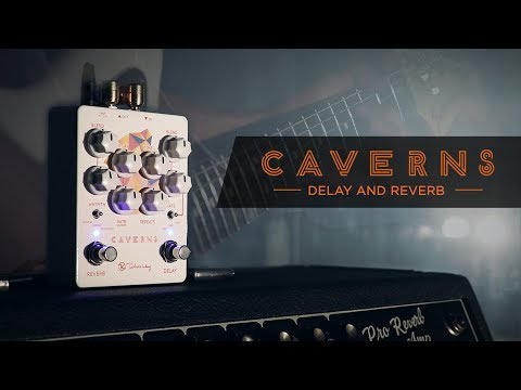 Keeley Electronics - Caverns Delay and Reverb