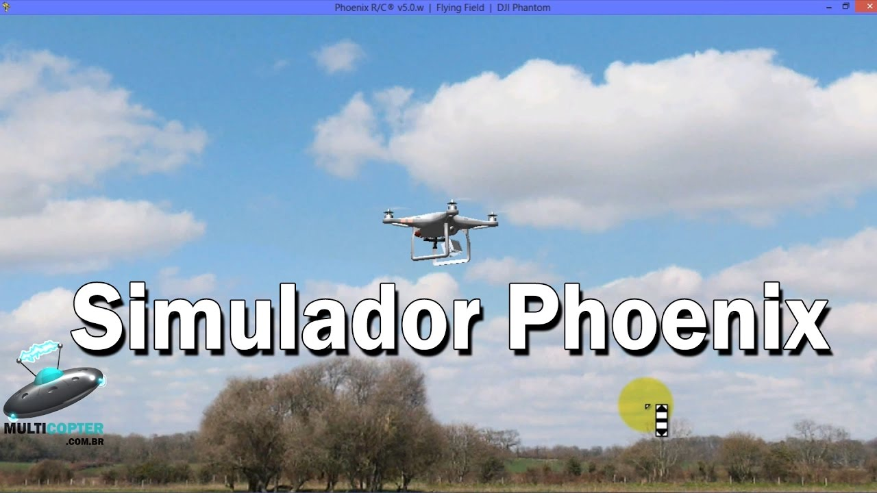 Installation, Configuration, Download Phoenix RC 5 Drone and Model Simulator