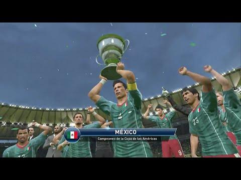 Copa América Centenario con MÉXICO en PES 2016