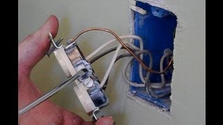 How to Properly install a Electric Outlet Tool Tip #15