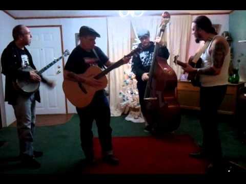 Wayne Hancock, J.B. Beverley, Dan Mazer, and Braxton Brandenburg