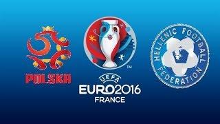 Mecz Polska Grecja FIFA 14 El.Euro 2016