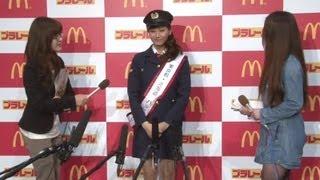 元「モーニング娘。」でタレントの藤本美貴さんが4月17日、東京都内で行...