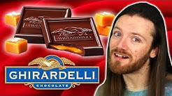 Irish People Try New San Francisco Chocolate
