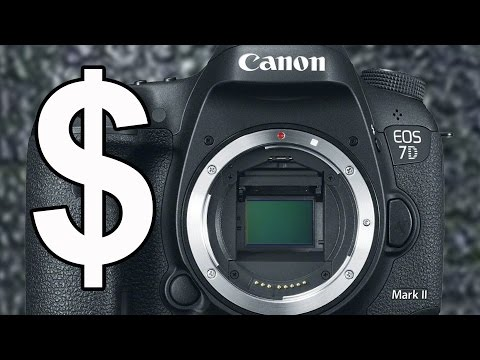 Canon 7D MkII   GREAT Time to SELL???