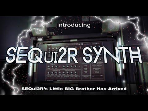 SEQui2R Synth TEASER