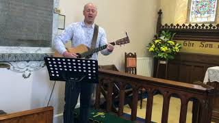 Amazing Grace performed by Graham Coe Music YouTube Thumbnail