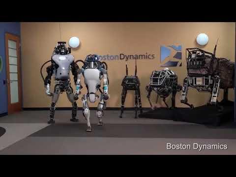 up coming robot behave like human ,animal