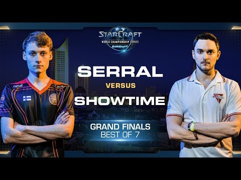 ShoWTimE vs Serral PvZ - Grand Final - WCS Leipzig 2018 - StarCraft II