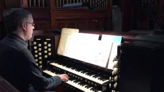 Rónán Murray - Chorale Prelude on