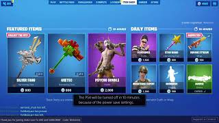 Fortnite Item Shop Live 28 Aug 2019 // Earn Coins To get Gifted On stream ! FortniteXMayhem Fortnite