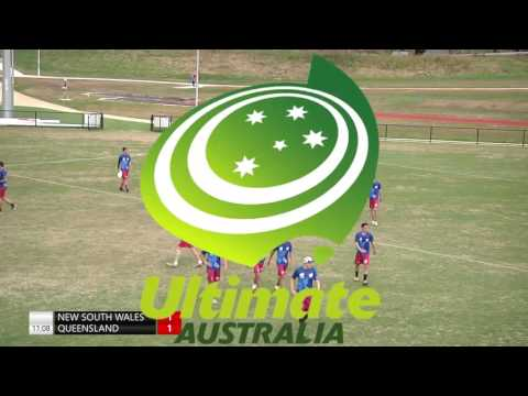 AU22UC2016 - Men's Gold Medal - NSW vs QLD