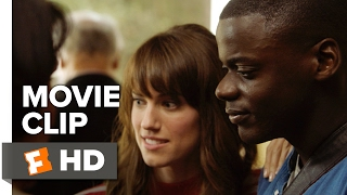 Get Out Movie CLIP - Two Party Guests (2017) - Daniel Kaluuya Movie