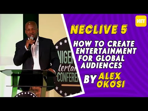 #Neclive Panel Session: How to create entertainment for global audience