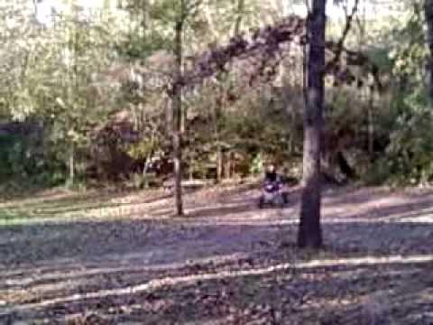 four wheeler wheelie