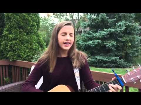 Gasoline, Halsey acoustic cover song by Ashley Harlock
