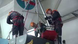 Спасатели на высоте