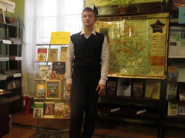Изображение предпросмотра прочтения – ПавелГлотов читает отрывок изпроизведения «Клеветникам России» А.С.Пушкина