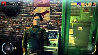 Hitman: Absolution - Challenge Guide - Mission 9 - Shaving Lenny -