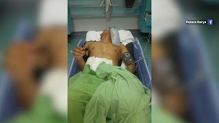 IGP: Stabbed cop may have been wrongly targeted