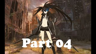 Black Rock Shooter - The Game Great PSP performance on Retroid Pocket Part 04