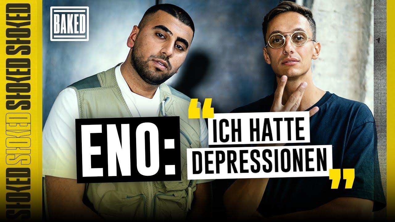 "Download Eno über Depression, Hypnose & ""Deutschrap ist fresher denn je"" -Meme   BAKED mit Marvin Game"