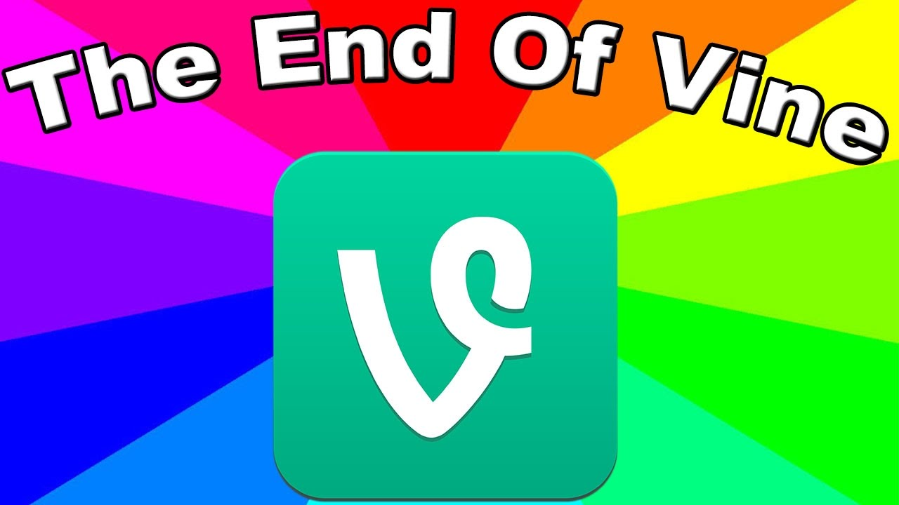 Why Is Twitter Shutting Down Vine The Rise And Fall Of The  Second Video App Youtube